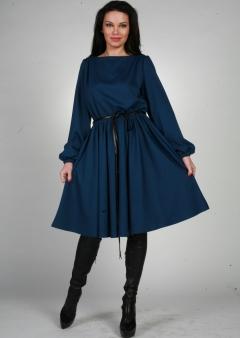 Платье-полусолнце Chertina&Durre | 9984