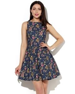Джинсовое платье Donna Saggia DSP-24-25