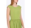 купить зеленое летнее платье