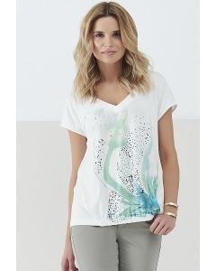 Лёгкая простая блузка Sunwear Q76-2-13