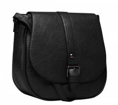 Сумка чёрного цвета Trendy Bags Zorro