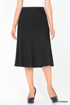 Черная юбка Emka Fashion 394-aisha