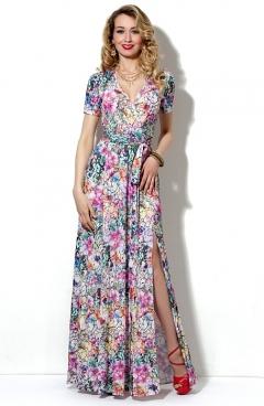 Длинное летнее платье Donna Saggia DSP-33-22t