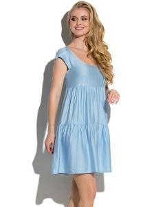Коктейльное платье расклешенного силуэта Donna Saggia DSP-280-81