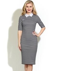 Платье-тельняшка Donna Saggia DSP-40-1t