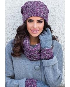 Женские зимние перчатки Kamea Lidia