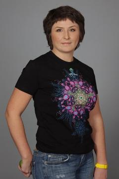 Женская клубная футболка Biorganica