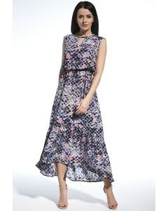 Длинное летнее платье польского производства Ennywear 250197