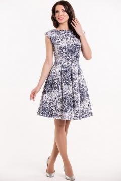 Красивое летнее платье Remix 7296