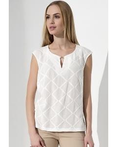 Блузка без рукавов Sunwear I43-2-08