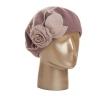 фиалка / пыльная роза
