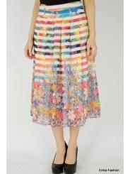 Легкая юбка Emka Fashion 306-janet
