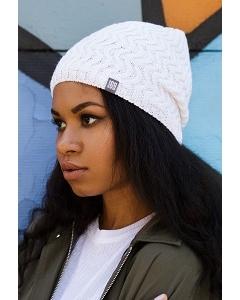 Белая шапка Brand 69 Inessa