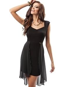 Черное платье Enny (весна-лето 2014) 17008