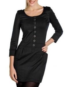 Трикотажное платье Golub / П124-1307