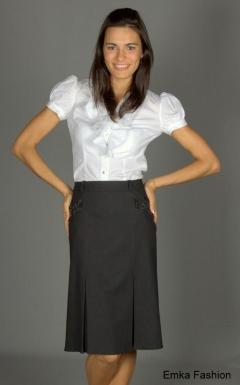 Осенняя юбка Emka Fashion | 191-soronto