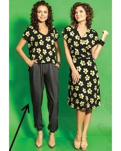 Женские брюки TopDesign A5 049