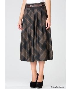 Длинная юбка Emka Fashion 306-linea