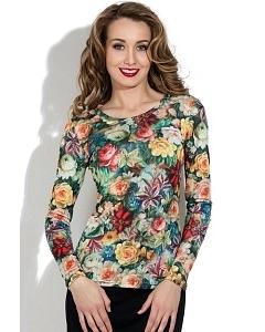 Облегающая блузка Donna Saggia DSB-05-15t