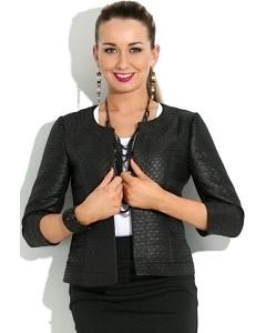 Ультрамодный жакет Donna Saggia DSK-20-6