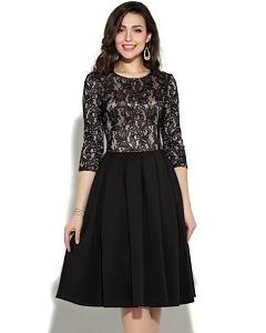 Коктейльное платье Donna Saggia DSP-224-4t