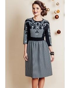 Платье TopDesign Festive NB6 11