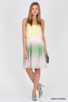 Летняя юбка Emka Fashion 322-mistika