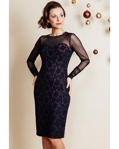 Нарядное платье TopDesign Festive NB6 25