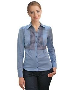 Блузка рубашечного кроя | Б579-1617-855