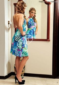Легкое летнее платье от V&V