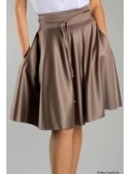 Блестящая юбка Emka Fashion | 276-mary