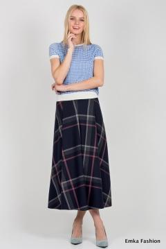 Длинная юбка Emka Fashion 288-magnolia
