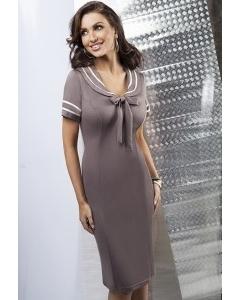 Трикотажное платье Enny | 15009