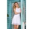 купить белое кружевное платье
