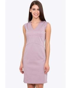 Летнее платье-футляр без рукавов Emka PL-624/baumler