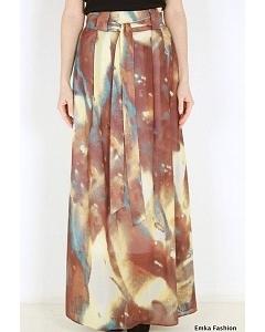 Длинная юбка Emka Fashion 378-ariel