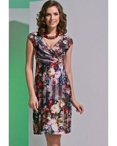 Летнее платье TopDesign A4 064