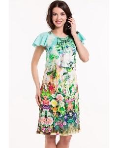 Яркое летнее платье Remix 7281