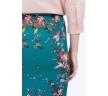 Хлопковая юбка-карандаш с орнаментом Emka S663/gvasaliya