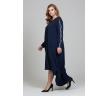 Длинное нарядное платье Donna Saggia DSP-307-57t