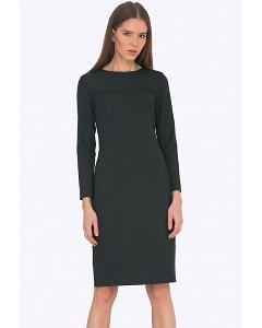 Платье-миди приталенного кроя Emka PL701/bulgun