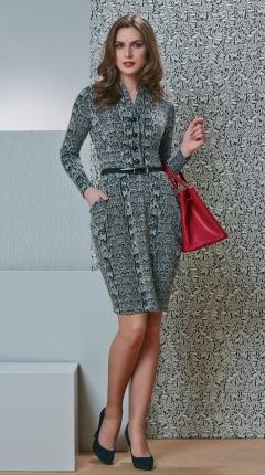 Платье TopDesign Premium B4 099