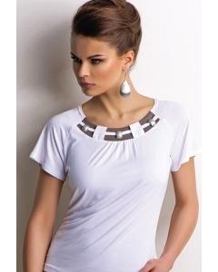 Блузка белая Sunwear L01-3-09