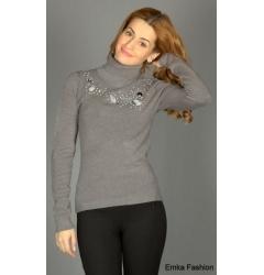 Недорогой свитер Yiky Fashion