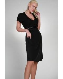 Черное платье Chertina&Durre