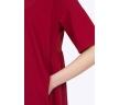 Платье ультрамодного свободного кроя Emka PL671/perro