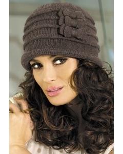 Вязанная шляпа Kamea Claudia