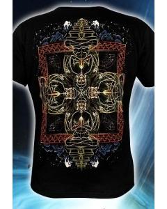 Клубная мужская футболка Yantra Budha