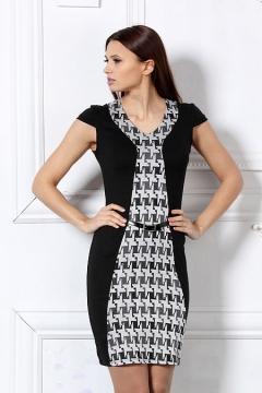 Приталенное платье Remox