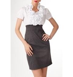 Платье офисного стиля